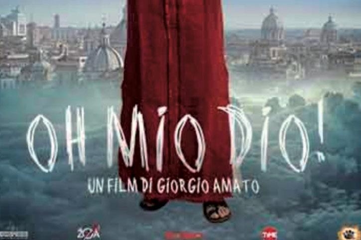 """Cinema all'aperto: film """"OH mio Dio!"""""""