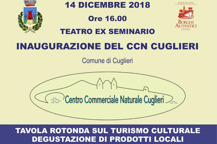 Inaugurazione del CCN Cuglieri