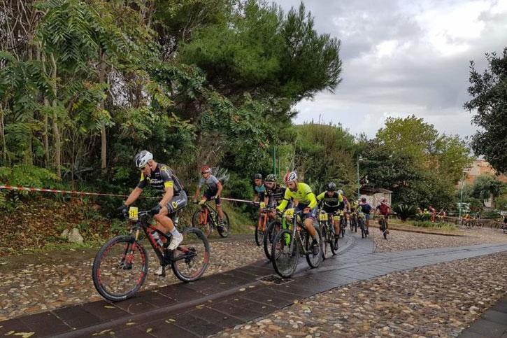 3° edizione della corsa di Mountain Bike ELIGHES UTTIOSOS