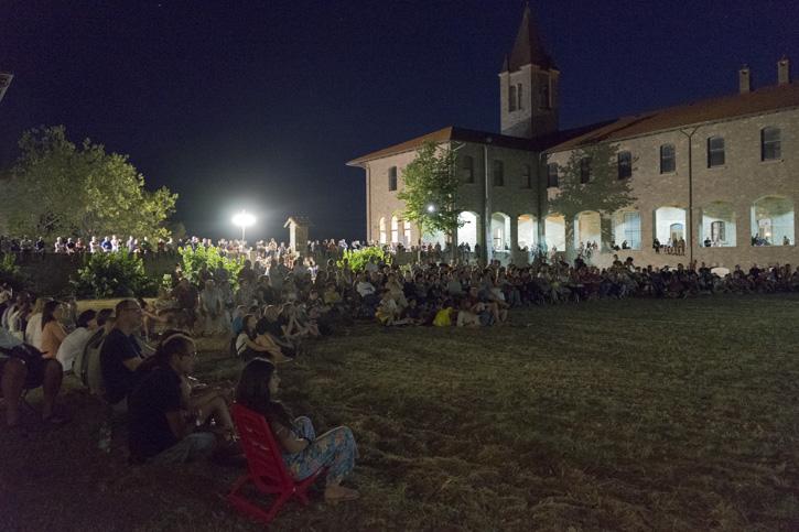 Cinema all'aperto a Cuglieri