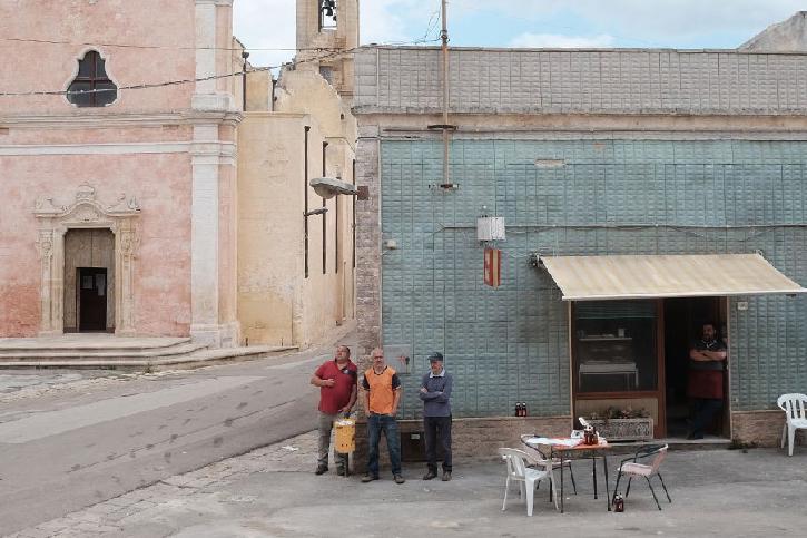 La Vita in Comune, un film di Edoardo Winspeare a Santa Caterina